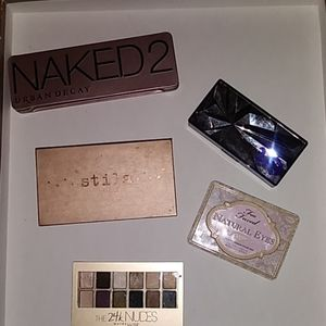 Urban Decay Too Faced stila & Maybelline Lott